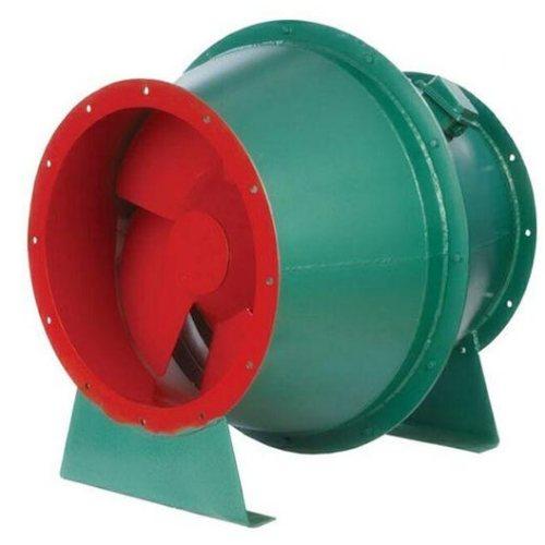 山东冠德 管道斜流风机询价 鼓式斜流风机专业生产