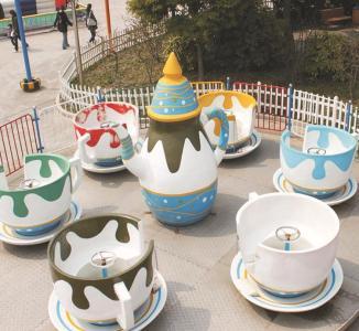 新款咖啡杯 游乐设备,咖啡杯,金宇游乐(查看)