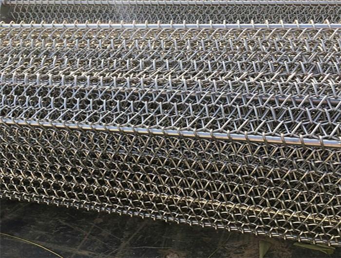 轮胎生产金属网带图片