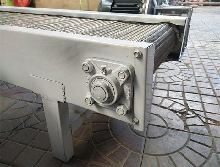 工业品金属网输送机|不锈钢金属网输送机|石嘴山金属网输送机