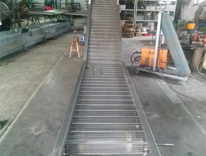 万向轮可移动链板输送机、链板输送机、链板输送机厂家定做