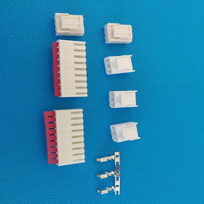 連接器|捷優連接器廠家直銷|東莞VH3.96連接器加工