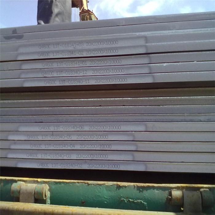 Q690C高强板 中厚钢板现货图片