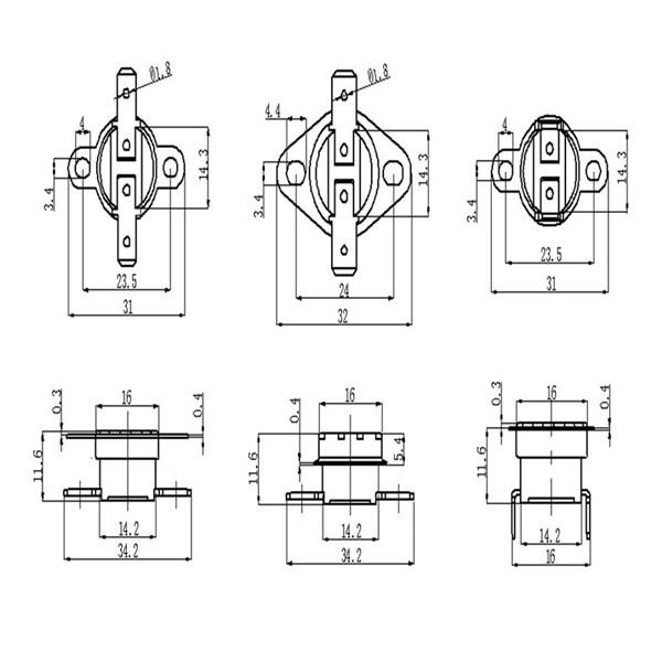 苏泊尔电压力锅温控器销售