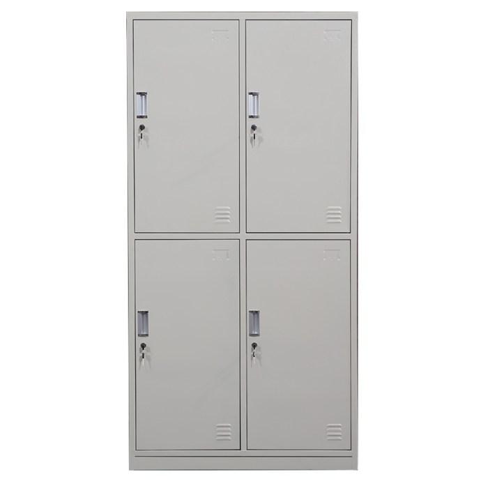 钢制更衣柜、重庆更衣柜、铭祖实业(图)