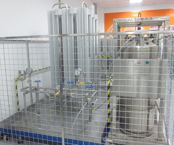 氣體管道、航星機電氣體管道工程、氣體管道安裝