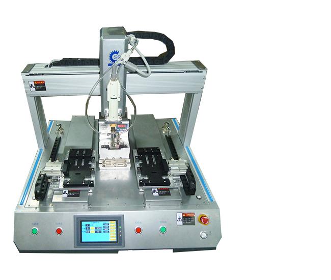 上川螺丝机厂家(图)、玩具自动锁螺丝机、珠海自动锁螺丝机