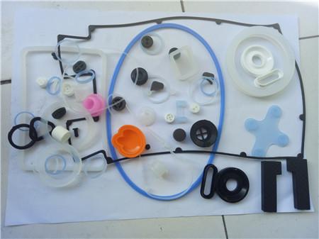道和橡胶,硅胶制品