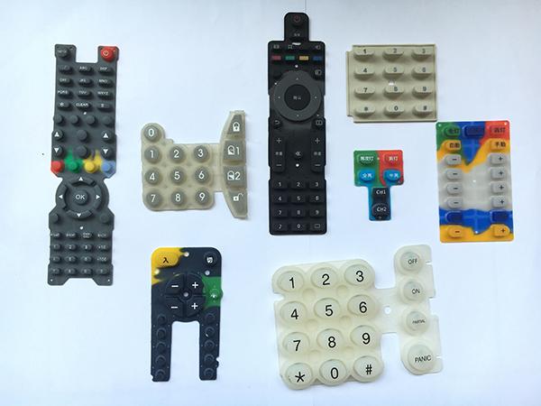 道和橡胶、硅胶制品