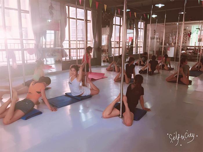 黄岐菲士舞蹈(多图)|丹灶舞蹈