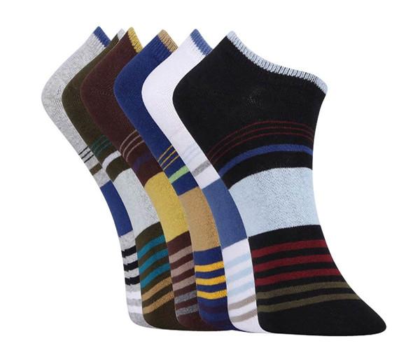 条纹袜子生产厂家_科曼莎袜业_袜子生产