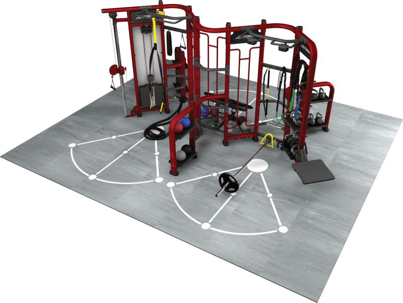 休闲健身器材_健身器材_科迈奇体育(查看)