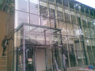 跆拳道馆镜子安装、深圳顺达艺展玻璃装饰(在线咨询)、龙城镜子