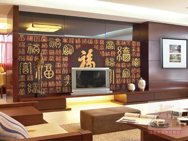 凯撒豪庭集成装饰 墙纸加盟 玉兰墙纸加盟条件