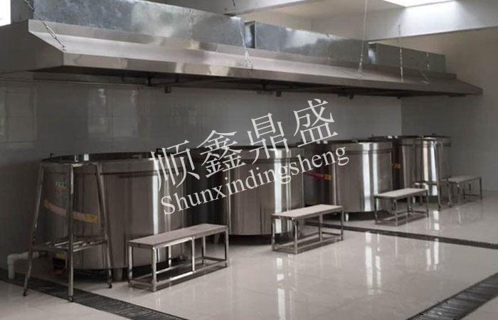 顺鑫鼎盛厨房设备(图)_汤锅品牌_营口汤锅