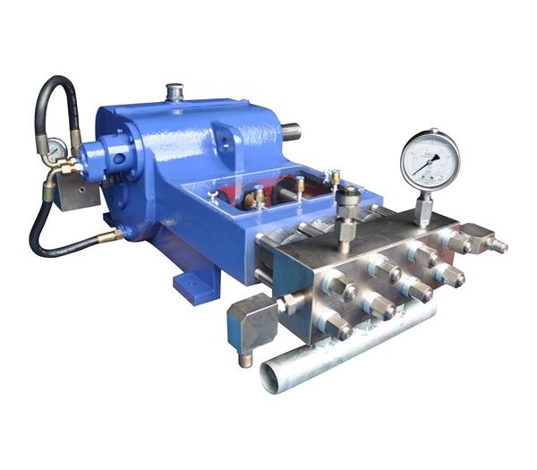 海威斯特高压泵型号(图)、高压泵供应商、宁夏高压泵