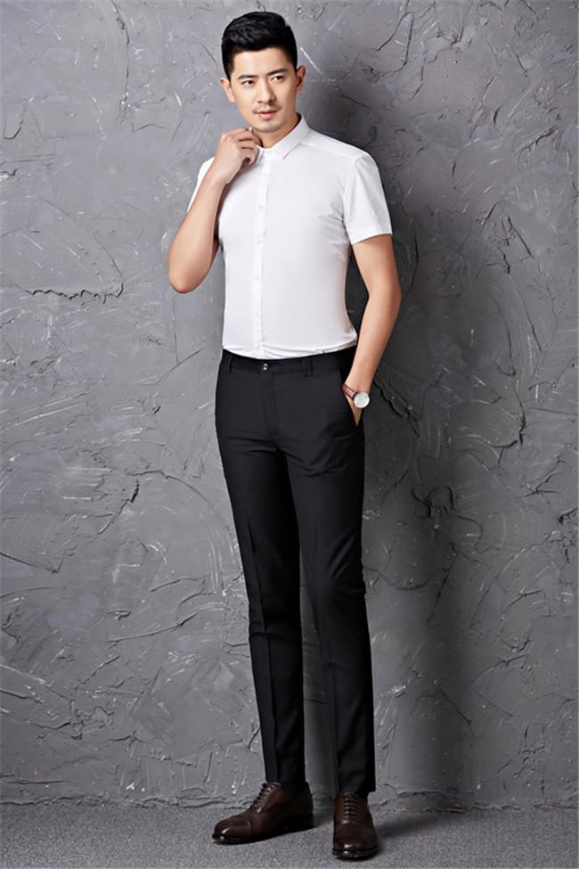 商务西裤质量如何,籁贝林服装,平谷西裤