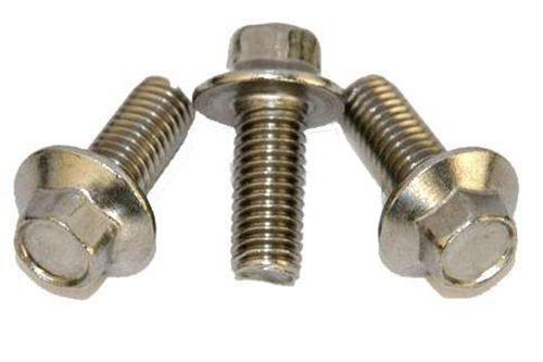 永年辰程紧固件制造(图),六角法兰面螺栓,咸阳法兰面螺栓