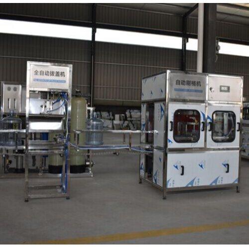 玻璃水灌装机 玻璃水灌装机品牌 玻璃水灌装机型号 宇顺机械