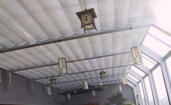 上海尚潮电动天棚帘销售报价