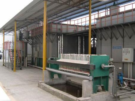 电镀废水|河南清润环保|电镀废水