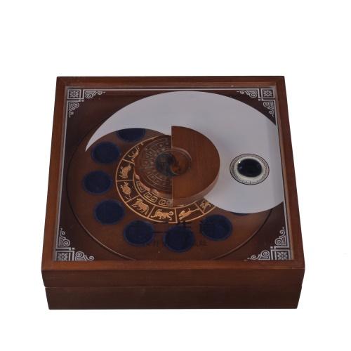 实木盒厂家 象棋实木盒 收藏品实木盒厂家