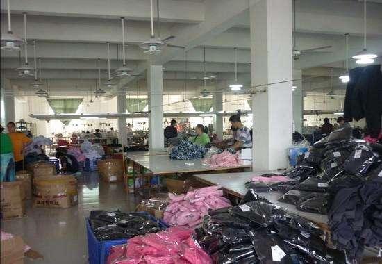 外贸制衣厂销售
