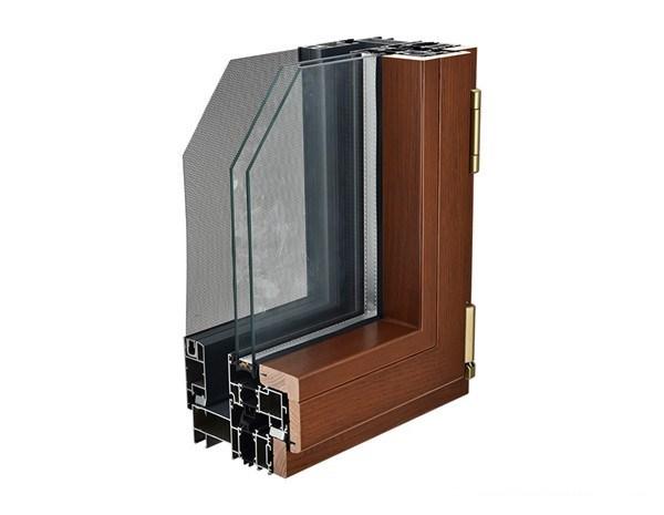 复合窗,新欧,木铝复合窗厂家
