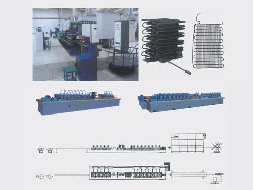 焊管机,扬州盛业机械,高频直缝焊管机组