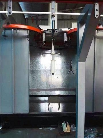 工艺门喷漆设备、特固静电喷漆设备、莱芜喷漆设备