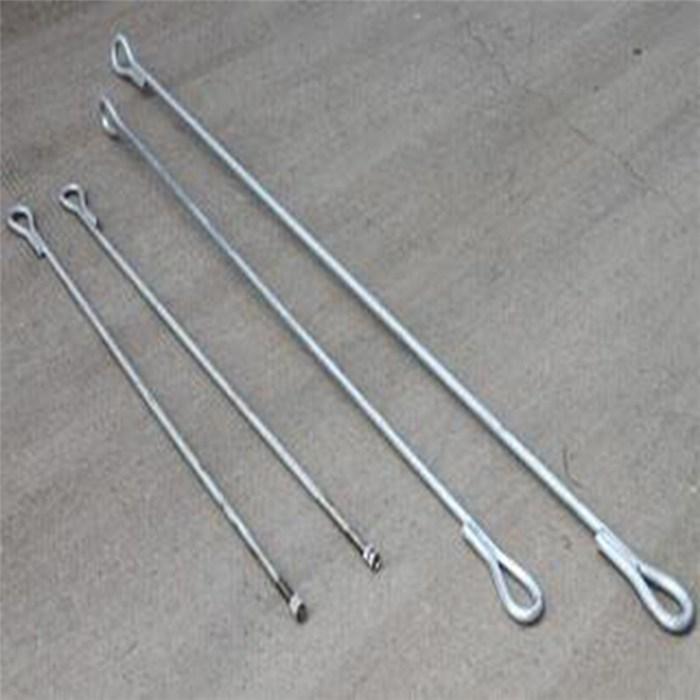 电杆拉线图片/电杆拉线样板图 (1)