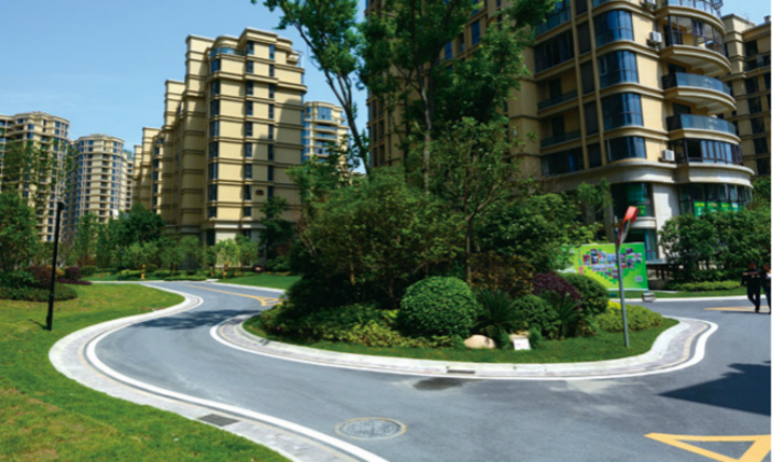 绿化工程施工方案、城隆设计、荆州绿化工程