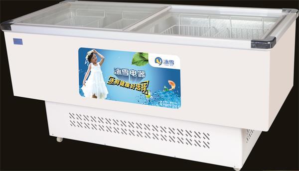 生食冷藏柜、北京冷藏柜、龙圣电器