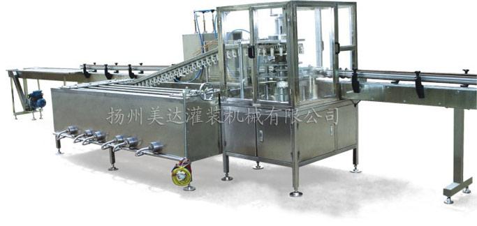 灌装机械销售、美达灌装气雾剂机械、灌装机械