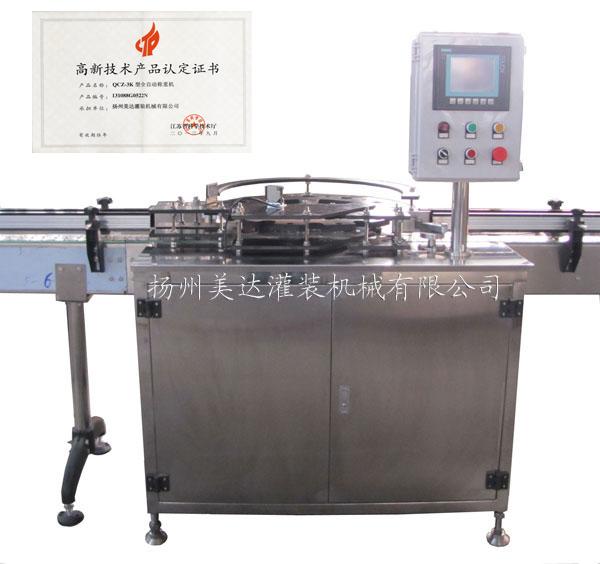 美达灌装气雾剂机械(图)|扬州灌装机械生产商|灌装机械