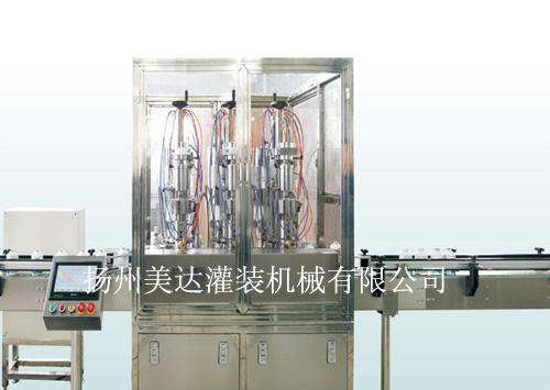 灌装机械、扬州美达灌装灌装设备、灌装机械模具