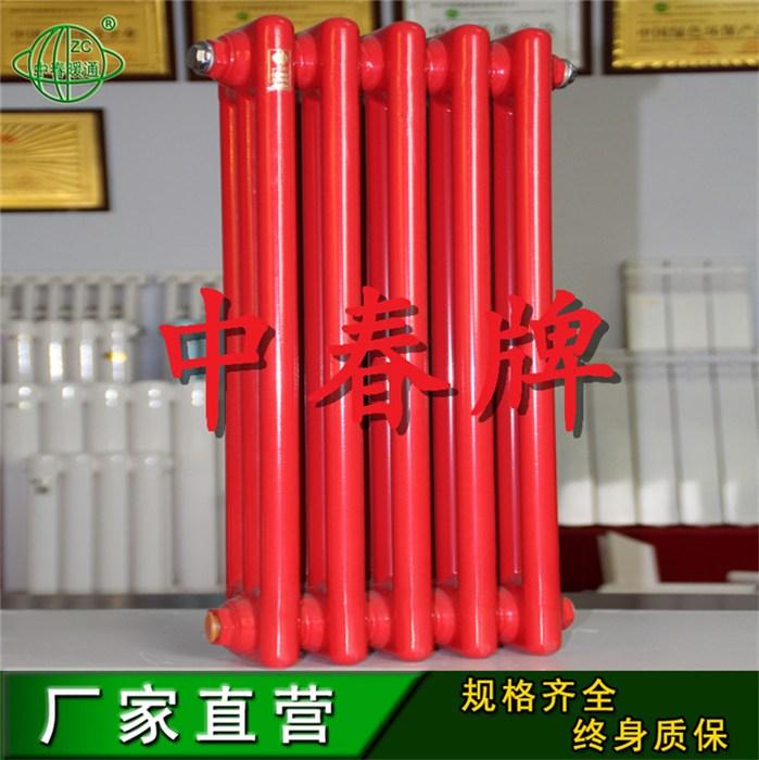 暖气片散热不好_QFGZ306钢三柱暖气片_中春暖通_钢三柱暖气片