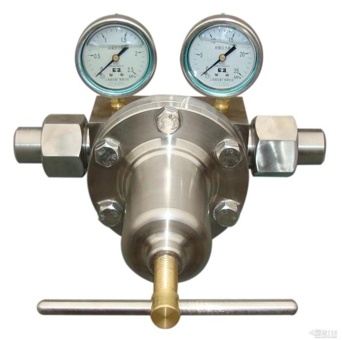氮气瓶减压阀|北气气体|广州减压阀