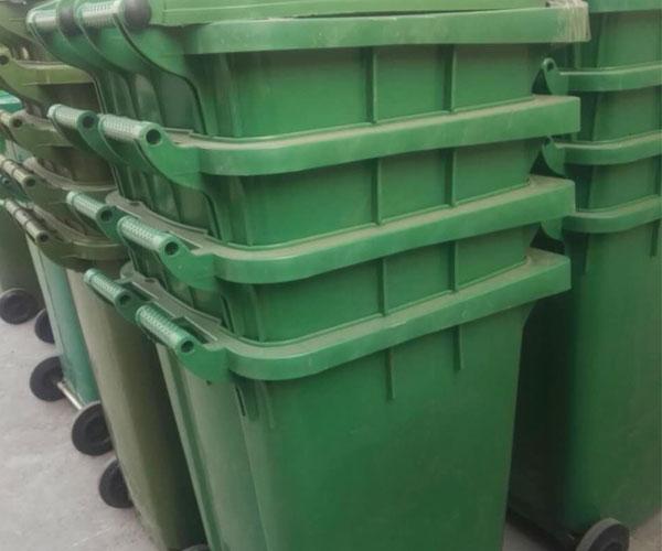 睢宁塑料垃圾桶、好运胶带厂家直销、塑料垃圾桶批发