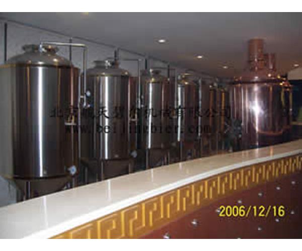 自酿啤酒设备图片/自酿啤酒设备样板图 (1)