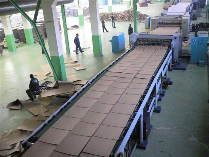 全自动瓦楞纸板生产线|福隆瑞洋|泰州瓦楞纸板