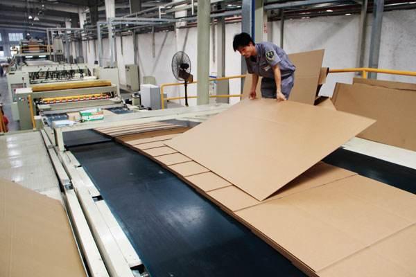 威海瓦楞纸板|福隆瑞洋|瓦楞纸板生产线价格