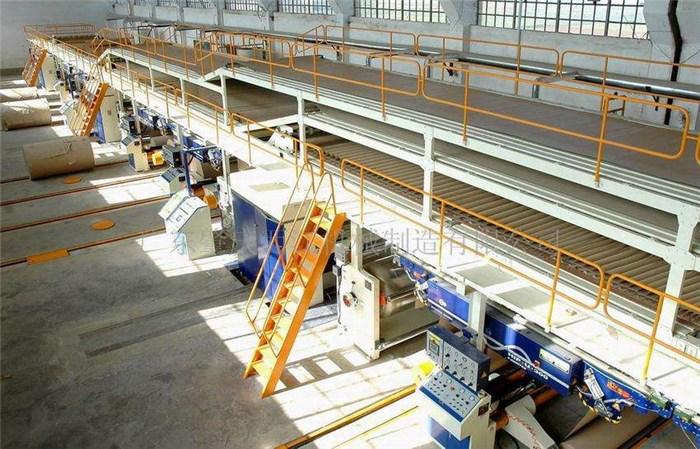 半自动瓦楞纸板生产线|福隆瑞洋(在线咨询)|平顶山瓦楞纸板