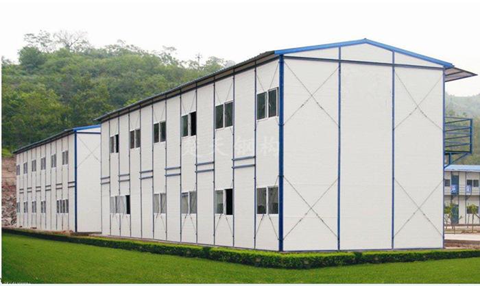 江苏单层活动板房防火框架材料厂家报价