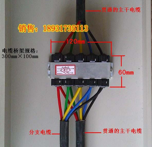 电缆分线盒安装|紫铜镀锡|电缆分线盒