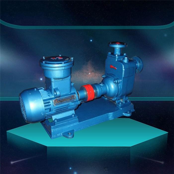 自吸泵规格型号、自吸泵、ZW80-40-50自吸泵