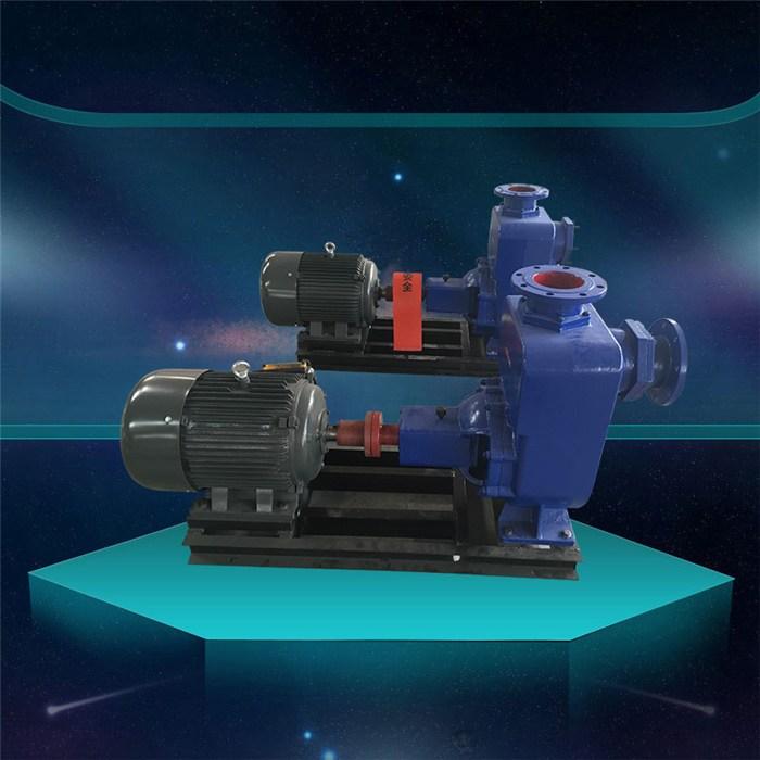 自吸泵规格型号,自吸泵,ZW65-25-40自吸泵