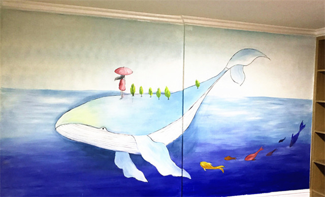 大型墙绘图片/大型墙绘样板图 (1)