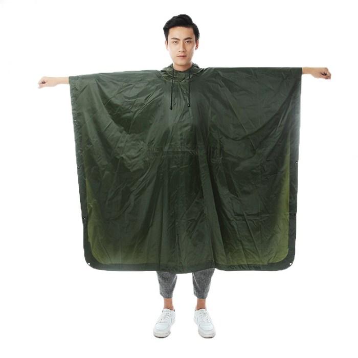 迷彩雨衣图片/迷彩雨衣样板图 (1)