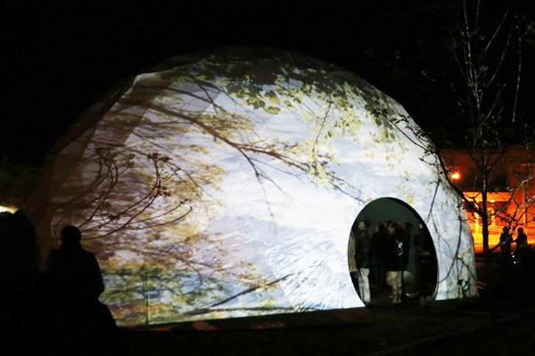 无锡球幕帐篷,广州穹顶帐篷,沙滩球幕帐篷